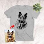 Customized Dog Mom Shirts For Humans Gift For Dog Mama