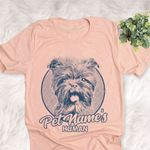 Personalized Affenpinscher Dog Shirts For Human Bella Canvas Unisex T-shirt For Dog Mom, Dog Owners