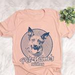 Personalized Arubian Cunucu Dog Shirts For Human Bella Canvas Unisex T-shirt