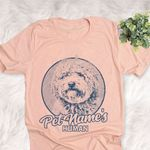 Personalized Barbet Dog Shirts For Human Bella Canvas Unisex T-shirt