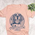 Personalized Beagle Dog Shirts For Human Bella Canvas Unisex T-shirt