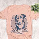 Personalized Beauceron Dog Shirts For Human Bella Canvas Unisex T-shirt