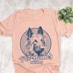 Personalized Belgian Tervuren Dog Shirts For Human Bella Canvas Unisex T-shirt