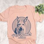 Personalized Berger Picard Dog Shirts For Human Bella Canvas Unisex T-shirt