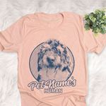 Personalized Bernedoodle Dog Shirts For Human Bella Canvas Unisex T-shirt