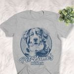 Personalized Bernese Mountain Dog Shirts For Human Bella Canvas Unisex T-shirt