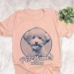 Personalized Bichon Frise Dog Shirts For Human Bella Canvas Unisex T-shirt