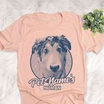 Personalized Borzoi Dog Shirts For Human Bella Canvas Unisex T-shirt