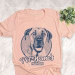 Personalized Boxador Dog Shirts For Human Bella Canvas Unisex T-shirt