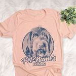 Personalized Pudelpointer Dog Shirts For Human Bella Canvas Unisex T-shirt