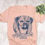 Personalized Puggle Dog Shirts For Human Bella Canvas Unisex T-shirt
