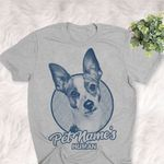 Personalized Rat Terrier Dog Shirts For Human Bella Canvas Unisex T-shirt
