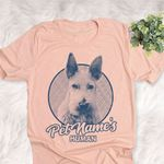 Personalized Scottish Terrier Dog Shirts For Human Bella Canvas Unisex T-shirt