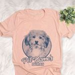 Personalized Shihpoo Dog Shirts For Human Bella Canvas Unisex T-shirt
