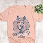 Personalized Shiloh Shepherd Dog Shirts For Human Bella Canvas Unisex T-shirt