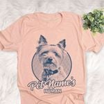 Personalized Silky Terrier Dog Shirts For Human Bella Canvas Unisex T-shirt