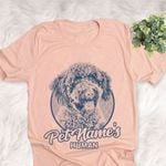 Personalized Spanish Water Dog Shirts For Human Bella Canvas Unisex T-shirt