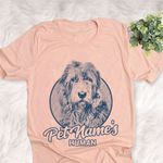 Personalized Spinone Italiano Shirts For Human Bella Canvas Unisex T-shirt