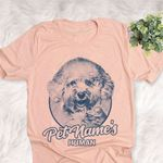 Personalized Toy Poodle Dog Shirts For Human Bella Canvas Unisex T-shirt