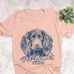 Personalized Boykin Spaniel Dog Shirts For Human Bella Canvas Unisex T-shirt