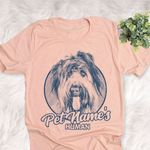 Personalized Briard Dog Shirts For Human Bella Canvas Unisex T-shirt