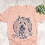 Personalized Cairn Terrier Dog Shirts For Human Bella Canvas Unisex T-shirt