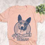 Personalized Carolina Dog Shirts For Human Bella Canvas Unisex T-shirt