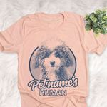 Personalized Cavapoo Dog Shirts For Human Bella Canvas Unisex T-shirt