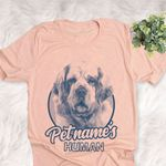 Personalized Clumber Spaniel Dog Shirts For Human Bella Canvas Unisex T-shirt