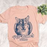 Personalized Utonagan Dog Shirts For Human Bella Canvas Unisex T-shirt