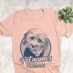 Personalized Cockapoo Dog Shirts For Human Bella Canvas Unisex T-shirt
