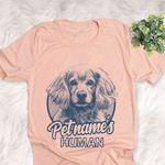 Personalized Docker Dog Shirts For Human Bella Canvas Unisex T-shirt