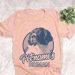Personalized Drentse Patrijshond Dog Shirts For Human Bella Canvas Unisex T-shirt