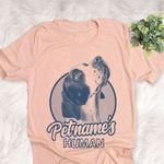Personalized English Pointer Dog Shirts For Human Bella Canvas Unisex T-shirt