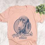 Personalized Weizsla Dog Shirts For Human Bella Canvas Unisex T-shirt