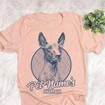 Personalized Xoloitzcuintli Dog Shirts For Human Bella Canvas Unisex T-shirt
