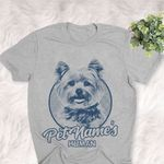 Personalized Yorkshire Terrier Dog Shirts For Human Bella Canvas Unisex T-shirt