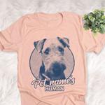 Personalized Irish Terrier Dog Shirts For Human Bella Canvas Unisex T-shirt