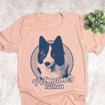 Personalized Karelian Bear Dog Shirts For Human Bella Canvas Unisex T-shirt
