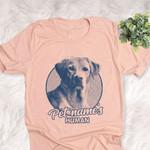 Personalized Labrador Retriever Dog Shirts For Human Bella Canvas Unisex T-shirt