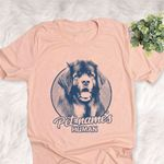 Personalized Leonberger Dog Shirts For Human Bella Canvas Unisex T-shirt