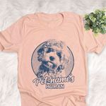 Personalized Maltipoo Dog Shirts For Human Bella Canvas Unisex T-shirt