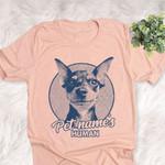 Personalized Mini Pinscher Dog Shirts For Human Bella Canvas Unisex T-shirt