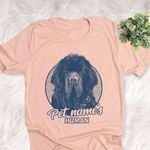 Personalized Newfoundland Dog Shirts For Human Bella Canvas Unisex T-shirt