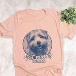 Personalized Norfolk Terrier Dog Shirts For Human Bella Canvas Unisex T-shirt