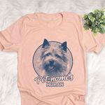 Personalized Norwich Terrier Dog Shirts For Human Bella Canvas Unisex T-shirt