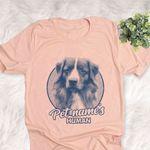 Personalized Nova Scotia Duck Tolling Retriever Dog Shirts For Human Bella Canvas Unisex T-shirt