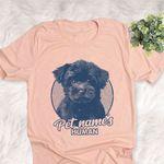 Personalized Peekapoo Dog Shirts For Human Bella Canvas Unisex T-shirt