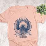 Personalized Petit Basset Griffon Vendéen Dog Shirts For Human Bella Canvas Unisex T-shirt