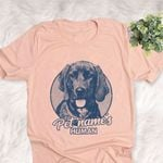 Personalized Plott Hound Dog Shirts For Human Bella Canvas Unisex T-shirt
